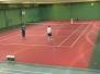 Forældre-børn tennis den 17. marts 2007